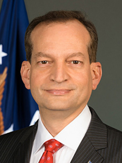 The Hon. Alexander Acosta